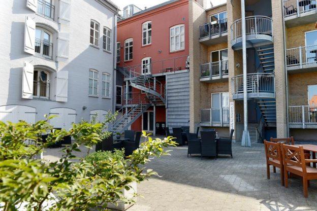 Hotellejligheder Sønderborg city lejligheder